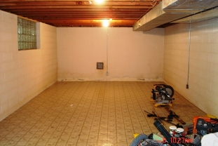 Ordinaire Unfinished Basement Walls1