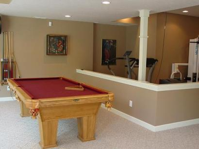 Faq 39 s finished basement costs and process for Full finished basement